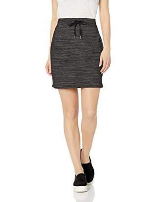 Amazon Brand - Daily Ritual Women's Terry Cotton and Modal Sweatshirt Skirt