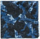 Valentino Garavani Valentino Camustars scarf - men - Silk/Modal/Cashmere - One Size