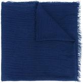 Faliero Sarti fringed edge scarf - men - Cashmere/Modal - One Size