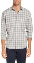 Billy Reid Men's John T Standard Fit Plaid Sport Shirt