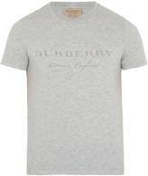 Burberry Martford logo-print jersey T-shirt