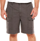 THE FOUNDRY SUPPLY CO. The Foundry Big & Tall Supply Co. Relaxed Fit Cargo Shorts Big and Tall