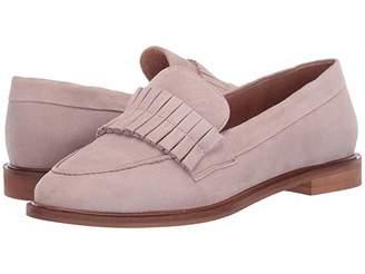 Seychelles Powerful Flat (Blush Suede) Women's Flat Shoes