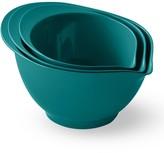 Williams-Sonoma Williams Sonoma Melamine Mixing Bowls, Set of 3, Teal