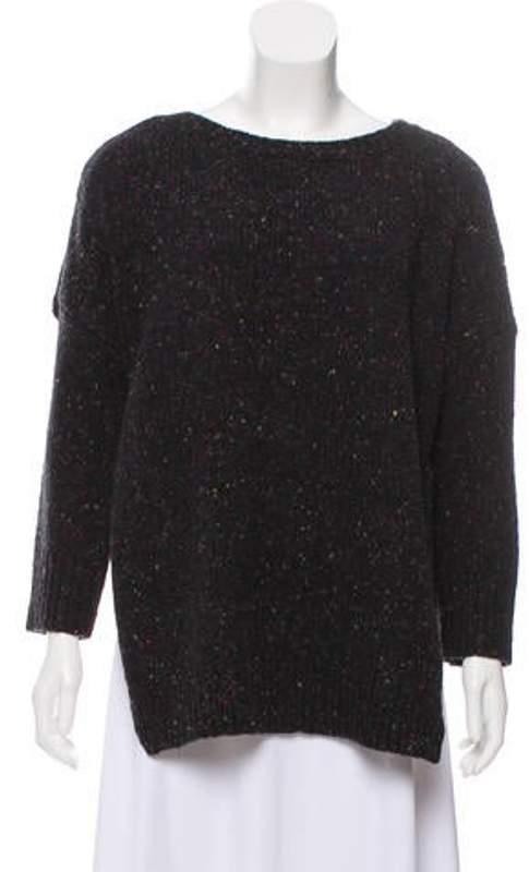 Inhabit Wool Crew Neck Sweater w/ Tags Grey Wool Crew Neck Sweater w/ Tags