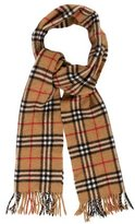 Burberry House Check Wool Stole