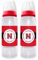 NCAA University of Nebraska 2-Pack 9 fl. oz. Plastic Baby Bottle