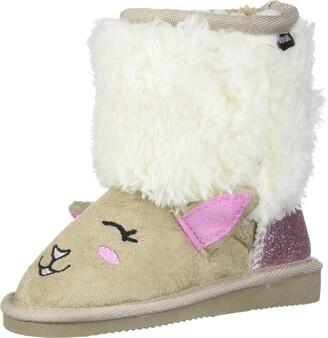 Muk Luks Girls Jude Alpaca Boots Fashion
