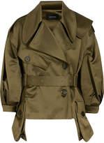 Simone Rocha Cotton-blend Sateen Jacket