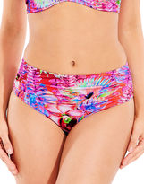 Fantasie Punta Cana Deep Gathered Brief