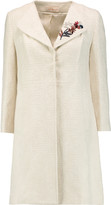 Tory Burch Cotton jacquard coat