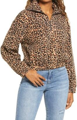 BP Print Fleece Pullover