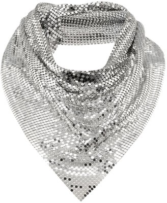 Paco Rabanne Triangle Scarf