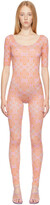 Thumbnail for your product : MAISIE WILEN Pink Altered State Jumpsuit