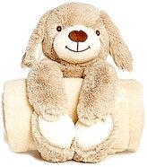 Elegant Baby Puppy Huggie Blanket