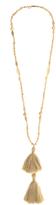 Isabel Marant Berbere beaded tassel necklace