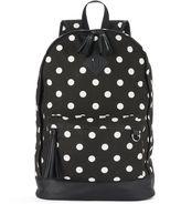 Candies Candie's® Tiffany Printed Tassel Dome Backpack