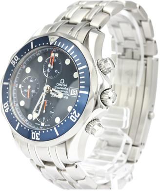 Omega Seamaster 300 Chronographe Blue Steel Watches