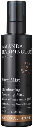 Amanda Harrington Illuminating Bronzing Face Mist (75ml)