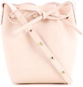 Mansur Gavriel Mini Mini bucket bag - women - Calf Leather - One Size