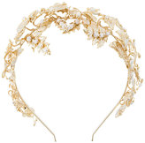 Rosantica leaf headband - women - Plastic/metal - One Size