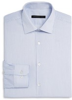 John Varvatos Stripe Regular Fit Dress Shirt