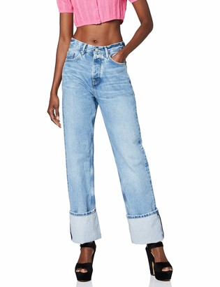 Pepe Jeans Women's Dua Straight Jeans