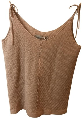 Aiayu Pink Cashmere Top for Women