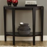 Andover Mills Blakeway Half Moon Console Table