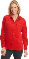 Woolrich Women's Pendulum Cord Shirt II