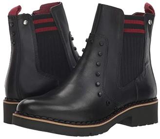 PIKOLINOS Vicar W0V-8622 (Black) Women's Shoes