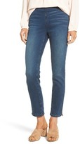 NYDJ Women's Alina Pull-On Stretch Ankle Skinny Jeans