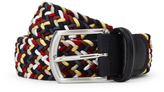 Andersons 56 Woven Belt Red/Multi