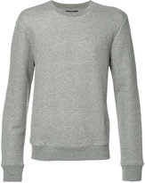 A.P.C. classic sweatshirt - men - Cotton/Polyester - S