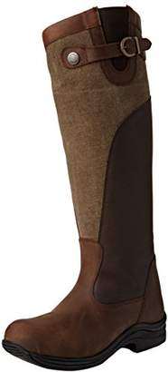Toggi Unisex Adults Winnipeg Horse Riding Boots, Brown (Cheeko), 43 EU