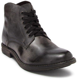 ROAN Proff Leather Lace-Up Boot