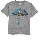 Junk Food Clothing Boy's Batman Graphic T-Shirt