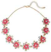 Expression Pave Flower Choker