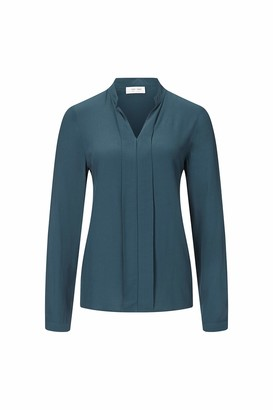 Rich & Royal rich&royal Women's Blouse with V-Neck