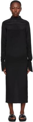 Winnie New York Black Bond Cuff Dress