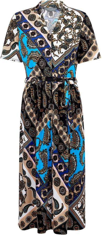 43a12b53e9c Paisley Shirt Dress - ShopStyle UK