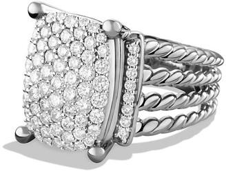 David Yurman 'Wheaton' Ring with Diamonds