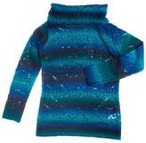 Point Zero Long Sleeve Cowl Neck Sweater