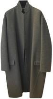 Celine Grey Cashmere Coats