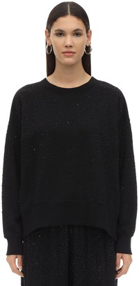 Diesel F-magda Embellished Knit Sweater