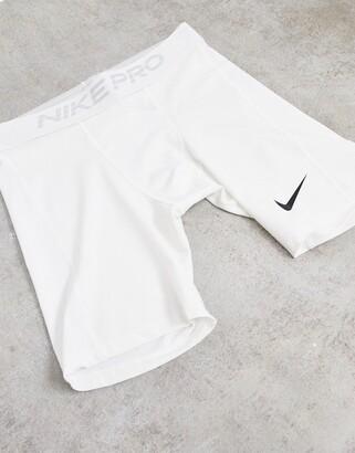 Nike Training Nike Pro Training boxer briefs in white