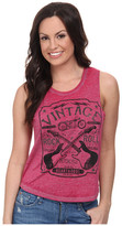 Rock and Roll Cowgirl Knit Tank Top 49-3374