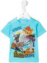 Dolce & Gabbana Italia Summer Is Love print T-shirt - kids - Cotton - 6-9 mth