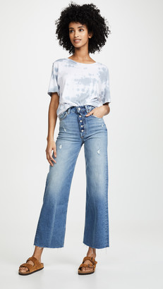 Boyish The Mikey Wide Leg Flare Jeans
