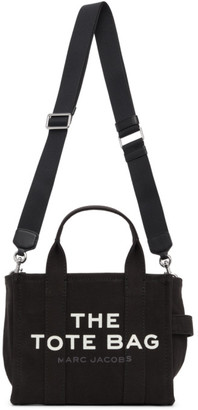 Marc Jacobs Black The Mini Traveler Tote